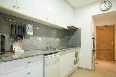 Agréable appartement en bord de mer dans la banlieue de Barcelone